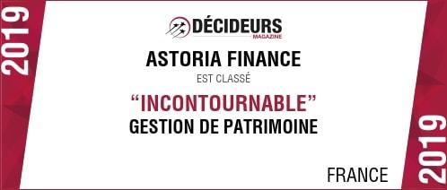 Logo Label Astoria Finance
